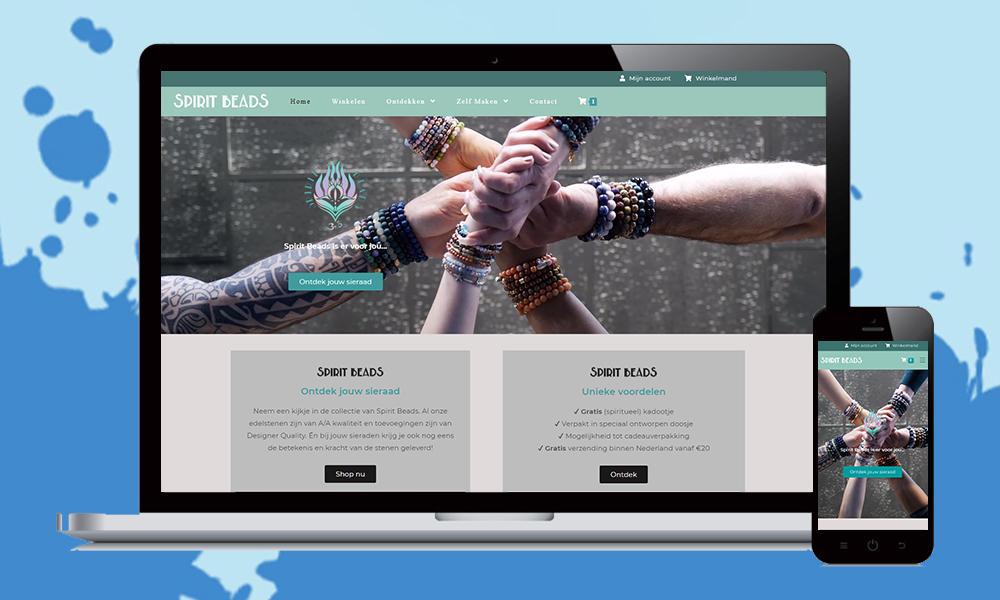 spirit beads webshop
